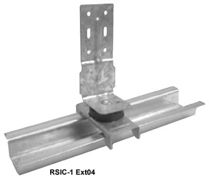 Rsic 1 Ext04 Resilient Sound Isolation Clips